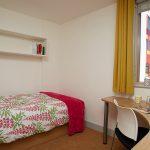 Abbey College Cambridge Student Bedroom
