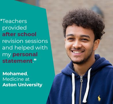 International Foundation Programme Student Success - Mohamed