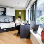 Student Bedroom At DLD College London